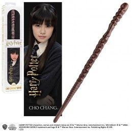 NOBLE COLLECTIONS HARRY POTTER - CHO CHANG PVC WAND REPLICA BACCHETTA