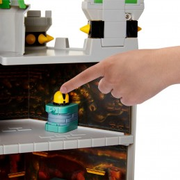 Nintendo Super Mario Bowser Castle Deluxe Playset Diorama Action Figure
