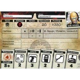 KNIGHT MODELS BATMAN MINIATURE GAME - KOBRA SOLDIERS MINI RESIN STATUE FIGURE