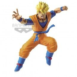 BANPRESTO DRAGON BALL LEGENDS COLLAB SON GOHAN 20CM STATUE FIGURE