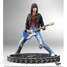 KNUCKLEBONZ ROCK ICONZ - JOHNNY RAMONE 21CM RESIN STATUE FIGURE