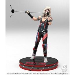KNUCKLEBONZ ROCK ICONZ - MOTLEY CRUE VINCE NEIL21CM RESIN STATUE FIGURE