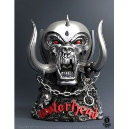 KNUCKLEBONZ ROCK ICONZ - MOTORHEAD WARPIG 18CM STATUE FIGURE