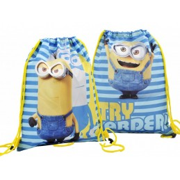 MINIONS TRY HARDER BACKPACK...