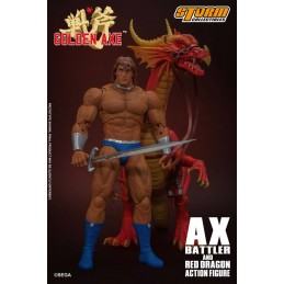 GOLDEN AXE - AX BATTLER AND...