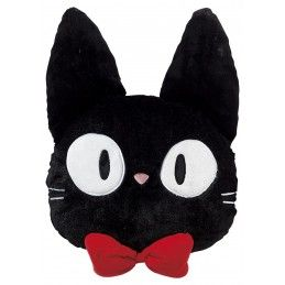 KIKI DELIVERY JIJI PILLOW CUSCINO 25CM PELUCHES STUDIO GHIBLI