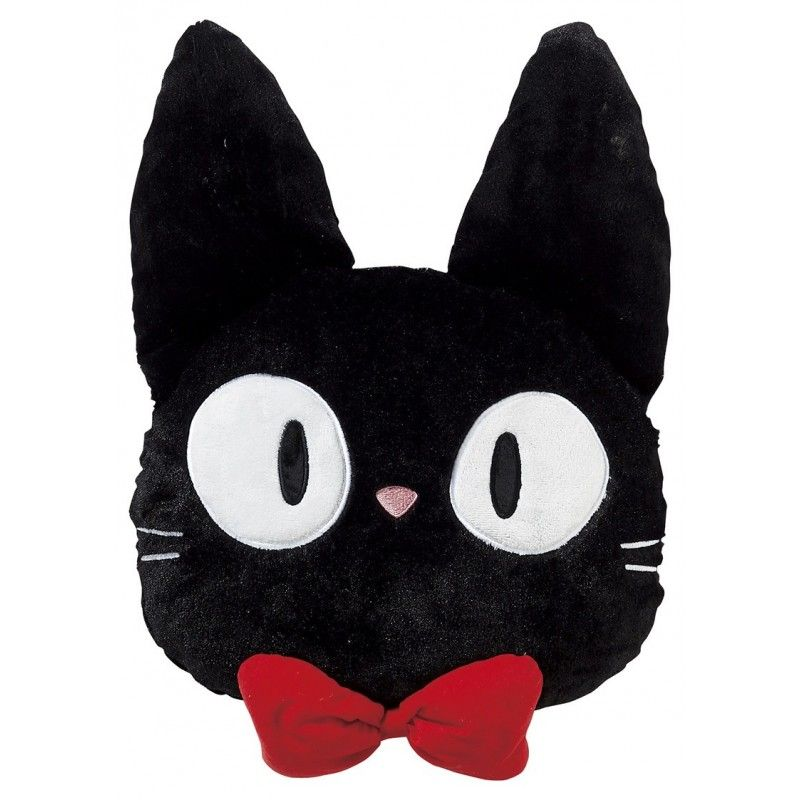 STUDIO GHIBLI KIKI DELIVERY JIJI PILLOW CUSCINO 25CM PELUCHES