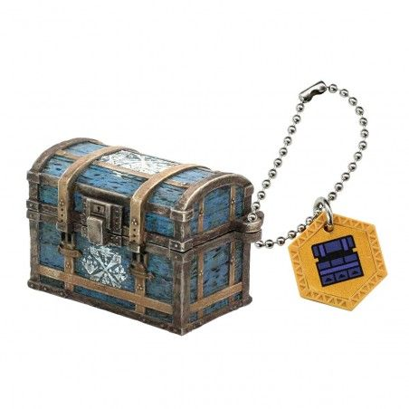 MONSTER HUNTER MASCOT PLUS SUPPLY BOX KEYCHAIN PORTACHIAVI