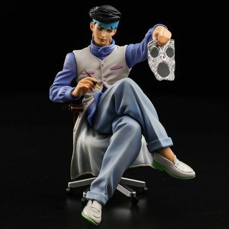 JOJO BIZARRE ADVENTURE DIAMOND IS UNBREAKABLE KISHIBE ROHAN STATUE