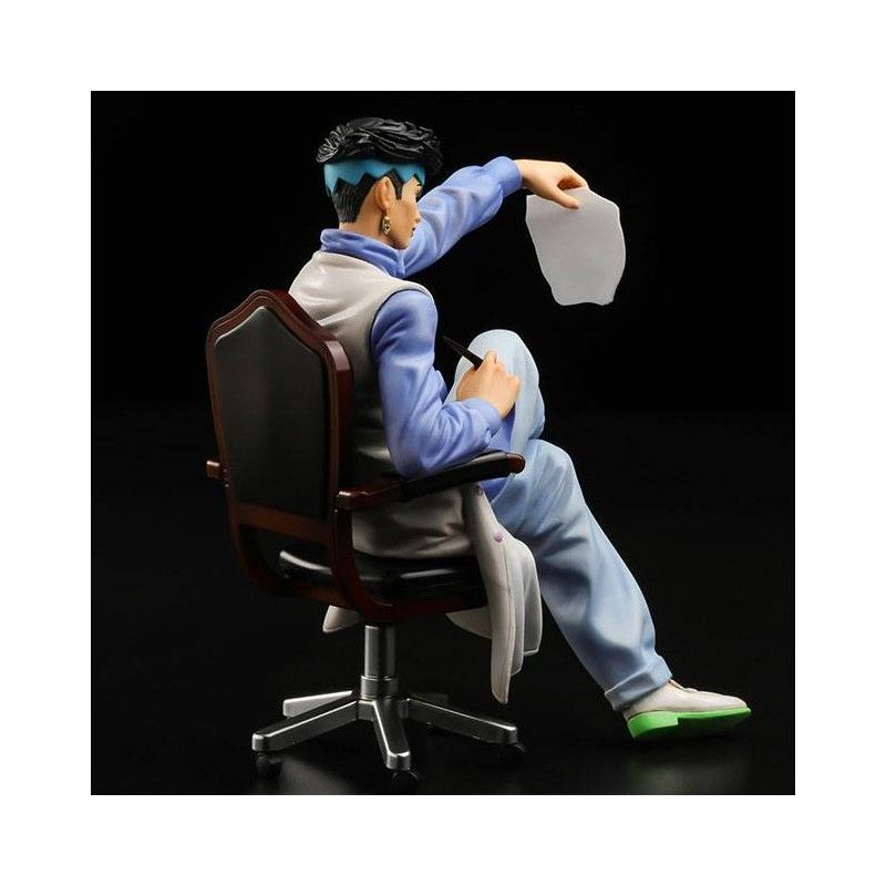 JOJO BIZARRE ADVENTURE DIAMOND IS UNBREAKABLE KISHIBE ROHAN STATUE SENTINEL