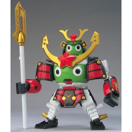 KERORO PLAMO COLL MUSHA KERORO ROBOT MODEL KIT