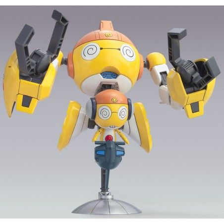 KERORO PLAMO COLL KURURU ROBOT MODEL KIT