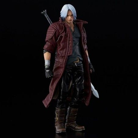 DEVIL MAY CRY 5 - DANTE CLOTHED 1/12 SCALE ACTION FIGURE
