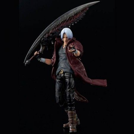 DEVIL MAY CRY 5 - DANTE CLOTHED DELUXE 1/12 SCALE ACTION FIGURE