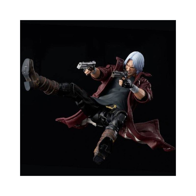 DEVIL MAY CRY 5 - DANTE CLOTHED DELUXE 1/12 SCALE ACTION FIGURE SENTINEL