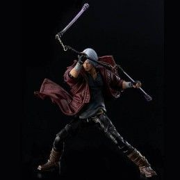SENTINEL DEVIL MAY CRY 5 - DANTE CLOTHED DELUXE 1/12 SCALE ACTION FIGURE