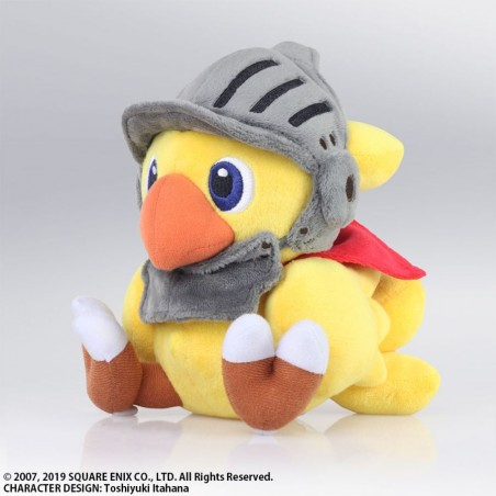 CHOCOBO MISTERY DUNGEON - CHOCOBO KNIGHT PELUCHES 16CM PLUSH FIGURE