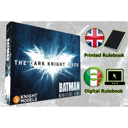 BATMAN MINIATURE GAME - THE...