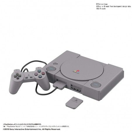 BEST HIT CHRONICLE 2/5 PLAYSTATION MODEL KIT