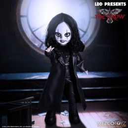 LIVING DEAD DOLLS LDD THE CROW ERIC DRAVEN ACTION FIGURE MEZCO TOYS