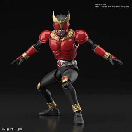 FIGURE RISE MASKED RIDER KUUGA MIGHTY MODEL KIT ACTION FIGURE