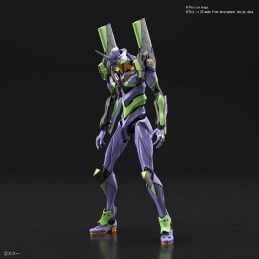 BANDAI RG REAL GRADE - EVANGELION EVA 01 1/144 MODEL KIT ACTION FIGURE