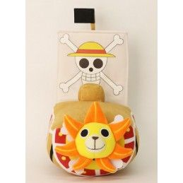 PUPAZZO PELUCHE ONE PIECE - THOUSAND SUNNY 25CM PLUSH SAKAMI MERCHANDISE