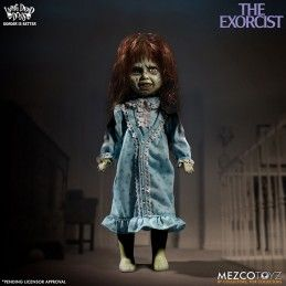 LIVING DEAD DOLLS LDD THE EXORCIST REGAN 25CM ACTION FIGURE MEZCO TOYS