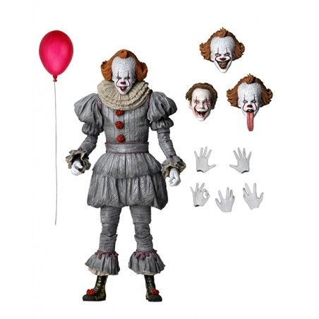 IT CHAPTER 2 - ULTIMATE PENNYWISE ACTION FIGURE