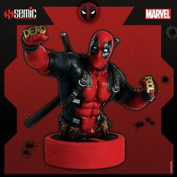 MARVEL DEADPOOL 1/6 SCALE RESIN BUST 16CM FIGURE SEMIC