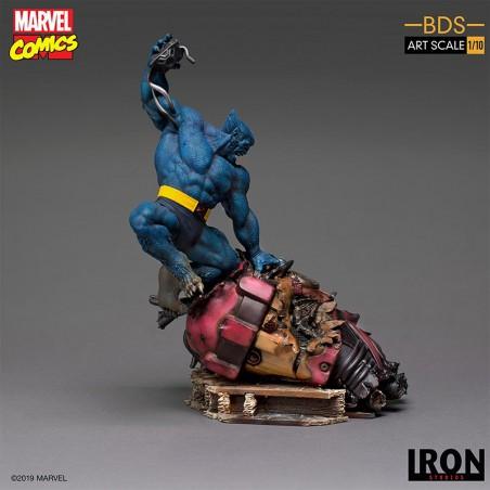 MARVEL COMICS X-MEN BEAST BDS ART SCALE 1/10 STATUE FIGURE