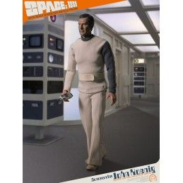 SPACE SPAZIO 1999 - COMMANDER JOHN KOENIG 1/6 SCALE ACTION FIGURE 30CM BIG CHIEF