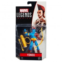 MARVEL LEGENDS SERIES - YONDU ACTION FIGURE HASBRO