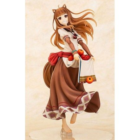 SPICE AND WOLF HOLO PLENTIFUL APPLE HARVEST VER. 1/7 PVC STATUE 23CM FIGURE FIGURE