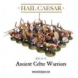 WARLORD GAMES HAIL CAESAR THE ROMAN INVASION OF BRITAIN STARTER SET MINIATURES