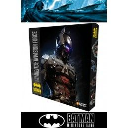 BATMAN MINIATURE GAME - MILITIA INVASION FORCE BAT BOX MINI RESIN STATUE FIGURE KNIGHT MODELS