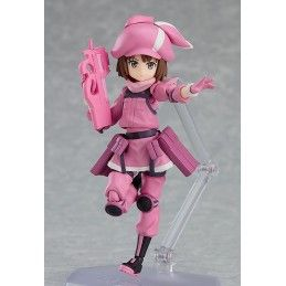 MAX FACTORY SWORD ART ONLINE ALTERNATIVE GUN GALE ONLINE - LLENN FIGMA ACTION FIGURE