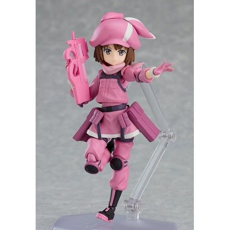 SWORD ART ONLINE ALTERNATIVE GUN GALE ONLINE - LLENN FIGMA ACTION FIGURE