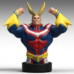 SEMIC MY HERO ACADEMIA - ALL MIGHT BUST BANK FIGURE