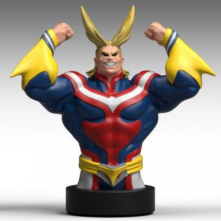 MY HERO ACADEMIA - ALL MIGHT BUST BANK FIGURE