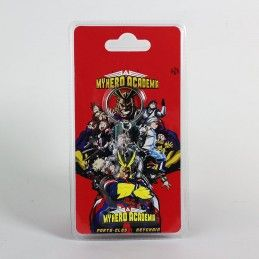 SEMIC MY HERO ACADEMIA ALL MIGHT RUBBER KEYCHAIN PORTACHIAVI IN GOMMA