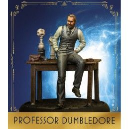 KNIGHT MODELS HARRY POTTER MINIATURE ADVENTURE GAME - FANTASTIC BEASTS PROFESSOR ALBUS DUMBLEDORE (JUDE LAW) MINI RESIN STATU...