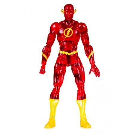 DC ESSENTIALS - THE FLASH SPEED FORCE ACTION FIGURE