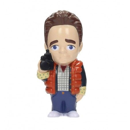 BACK TO THE FUTURE MARTY MCFLY STRESS DOLL 14 CM FIGURE ANTISTRESS