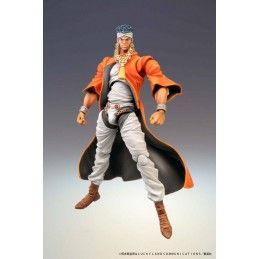MEDICOS ENTERTAINMENT JOJO BIZARRE ADVENTURE CHOZOKADO MOHAMMED AVDOL ACTION FIGURE