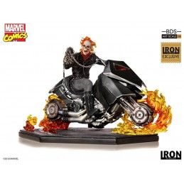IRON STUDIOS GHOST RIDER COMICS SERIES ART SCALE 1/10 20 CM STATUE FIGURE