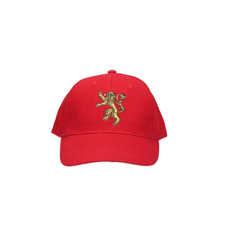SD TOYS GAME OF THRONES LANNISTER CAPPELLO BASEBALL CAP