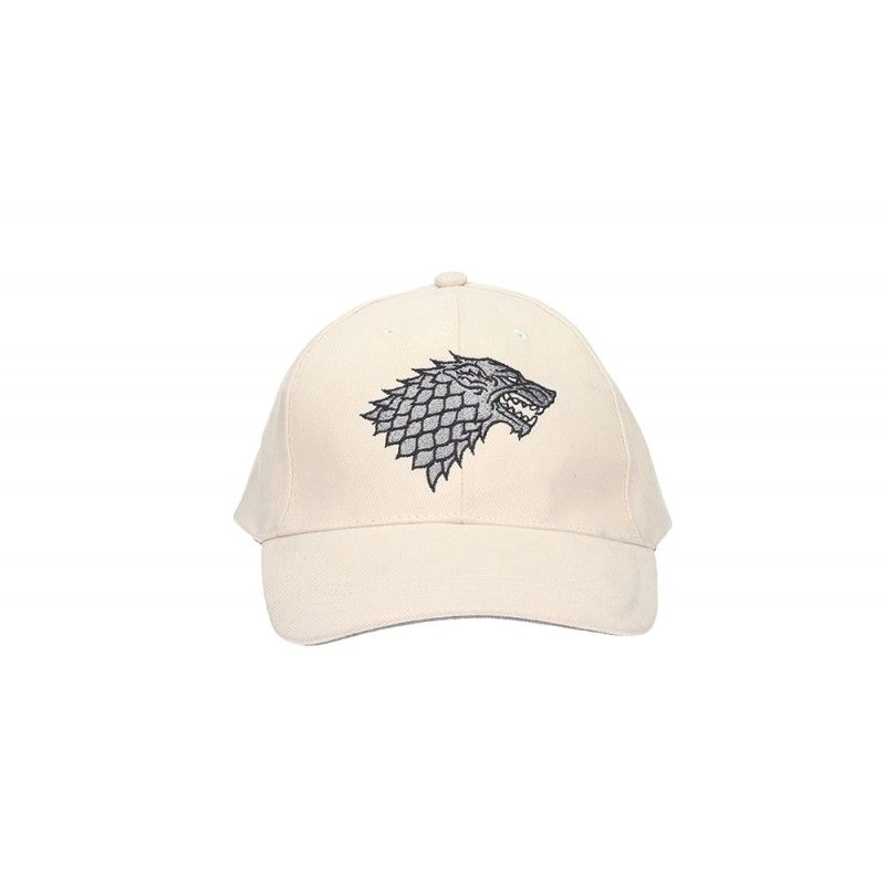 SD TOYS GAME OF THRONES STARK CAPPELLO BASEBALL CAP