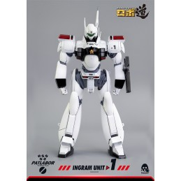 THREEZERO PATLABOR ROBO DOU INGRAM UNIT 1 ACTION FIGURE
