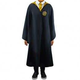HARRY POTTER WIZARD ROBE TUNICA MAGO TASSOROSSO TAGLIA XS BIMBO CINEREPLICAS
